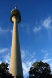 Münchenfernsehkontrollturm Lizenzfreies Stockfoto
