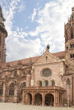 Münster in Freiburg Stockfoto