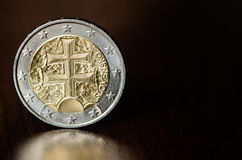 Münze Stockfotos