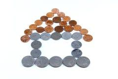 münze Stockbild