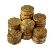 Münzen. Stockbilder