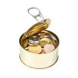 Münzen Lizenzfreie Stockfotografie