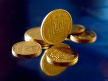 Münzen Lizenzfreie Stockfotos