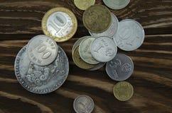 münzen Lizenzfreie Stockbilder
