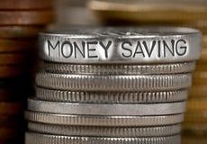 Münzen-Stapel-Konzept lizenzfreies stockbild