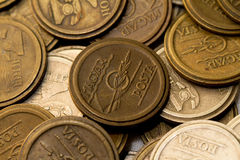 Münzentelefon Lizenzfreies Stockfoto