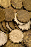 Münzentelefon Stockfoto