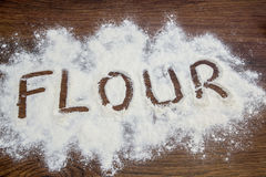 Mąka obraz stock