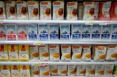 Mąka dla sprzedaży Fotografia Royalty Free