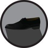 Mężczyzna but Fotografia Stock