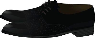 Mężczyzna but Obraz Stock