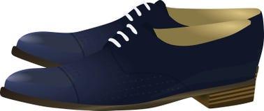 Mężczyzna but Obrazy Stock
