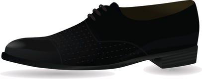 Mężczyzna but Zdjęcia Royalty Free