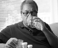 mężczyzna, afroamerykanin Obraz Stock