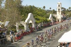 Mężczyzna amatorscy Bicyclists Fotografia Stock