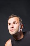 mężczyzna atrakcyjny portret obrazy stock