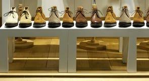 mężczyzna buty Obraz Royalty Free