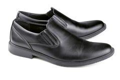 Mężczyzna buty Zdjęcia Royalty Free