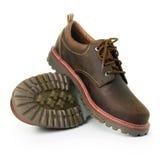 Mężczyzna buty Zdjęcie Royalty Free