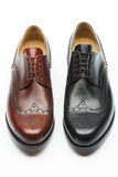 Mężczyzna buty Zdjęcia Stock
