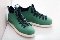Mężczyzna buty Fotografia Royalty Free