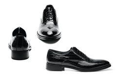 mężczyzna buty s Obrazy Royalty Free