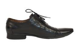 Mężczyzna buty w klasyka stylu Zdjęcia Stock