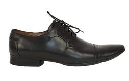 Mężczyzna buty w klasyka stylu Fotografia Royalty Free