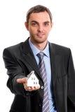 mężczyzna domowa zabawka Fotografia Royalty Free