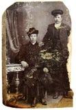 mężczyzna fotografii rocznika potomstwa Obraz Stock
