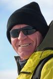 mężczyzna góra Obraz Royalty Free