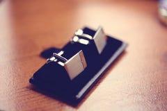 Mężczyzna guziki zdjęcie royalty free