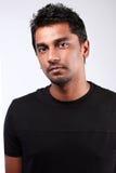 mężczyzna indyjscy potomstwa fotografia stock