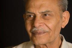 mężczyzna indyjski senior Obraz Stock