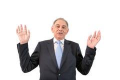 Mężczyzna jako urzędnik, przedstawiciel, adwokat lub odprzedawca, Fotografia Royalty Free