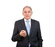 Mężczyzna jako urzędnik, przedstawiciel, agent lub sprzedawca, Obraz Royalty Free