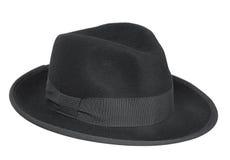 mężczyzna kapeluszowy styl Zdjęcia Royalty Free