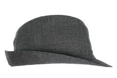 mężczyzna kapeluszowy styl Obrazy Royalty Free