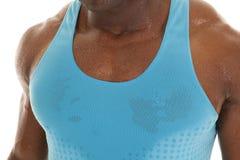 Mężczyzna klatka piersiowa Obraz Royalty Free