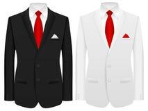 Mężczyzna kostium royalty ilustracja