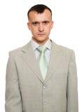 mężczyzna kostiumu krawat Obrazy Stock