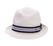 Mężczyzna lata kapelusz Zdjęcia Stock