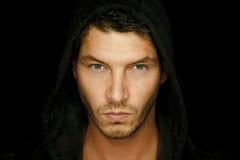 mężczyzna męski portret Fotografia Royalty Free