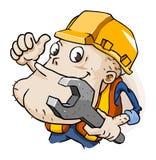 mężczyzna mechanik Fotografia Stock