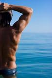 mężczyzna mięśniowy Obraz Stock