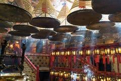Mężczyzna Mo świątynia Obraz Royalty Free