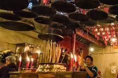 Mężczyzna Mo świątynia, Zdjęcie Stock