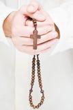 mężczyzna modlenie zdjęcie royalty free
