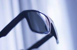 Mężczyzna mody okulary przeciwsłoneczni Fotografia Stock
