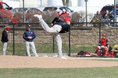 Mężczyzna NCAA baseball Obraz Stock
